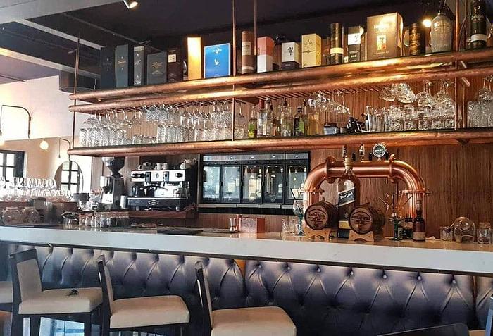 Hammett's Gastro Bar, Sliema-Malta
