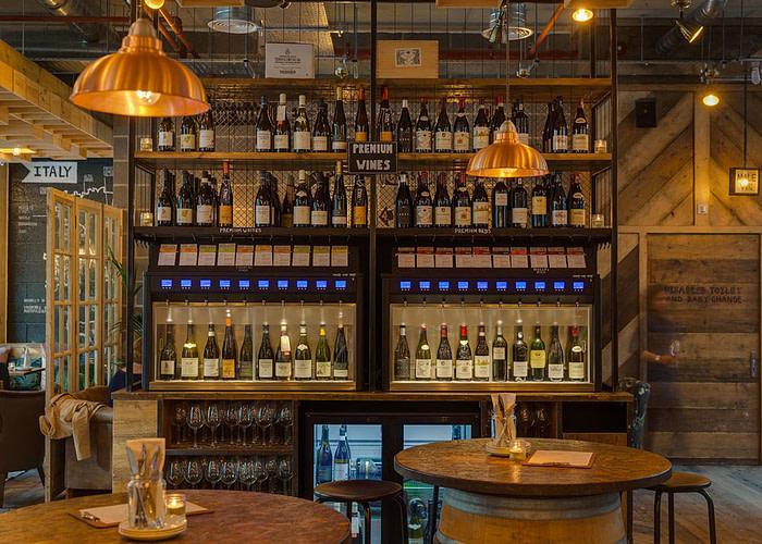 Vagabond Wines Victoria, UK