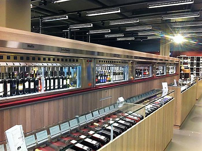 Rutishauser Weinwelten, Rothrist Switzerland