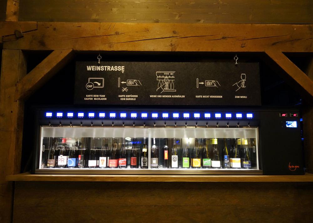 Stall 247, Switzerland