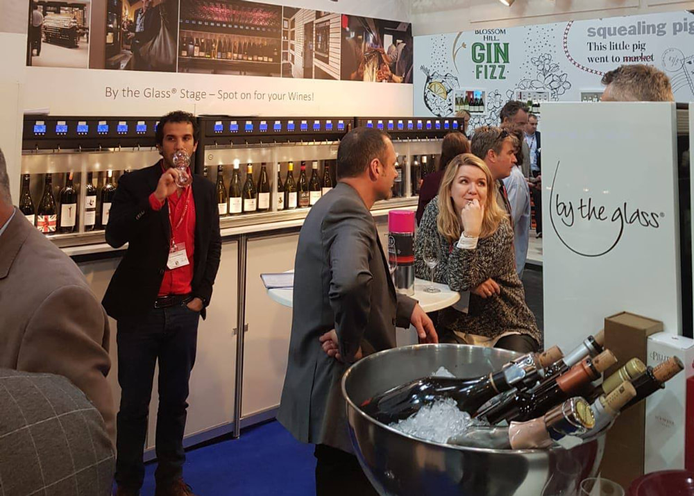 ProWein 2019, Stage Model