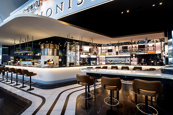 Heston Blumenthal's Perfectionists' Café, London